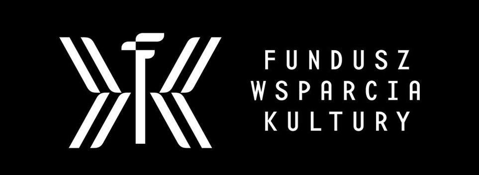 Jesteśmy beneficjentem Funduszu Wsparcia Kultury