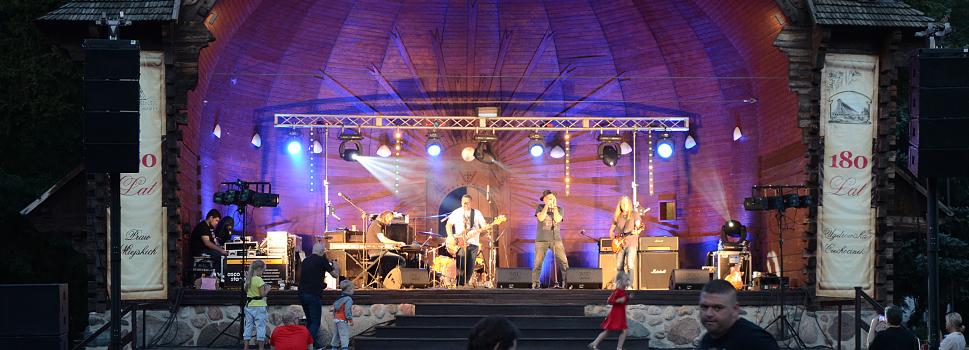 Festiwal Blues Bez Barier - Ciechocinek 2016