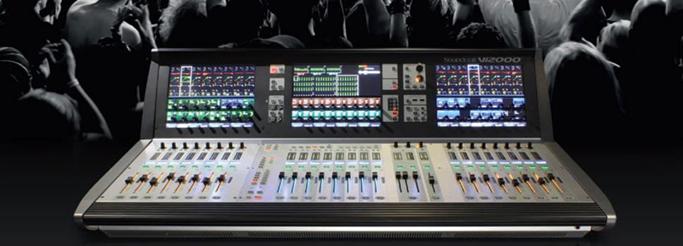 SOUNDCRAFT VI 2000