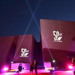 Dekoracja światłem - fasady