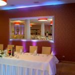 Oświetlenie wesela, oświetlenie na wesele